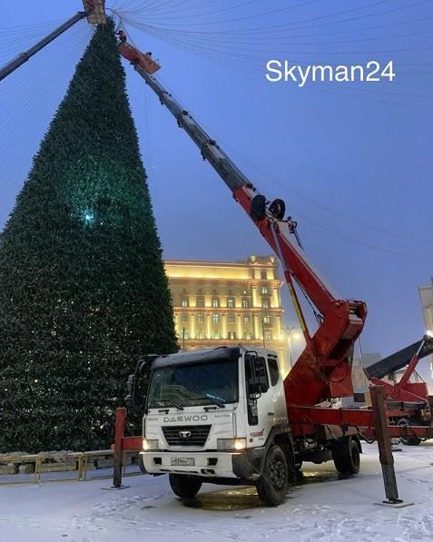 skyman24 елка